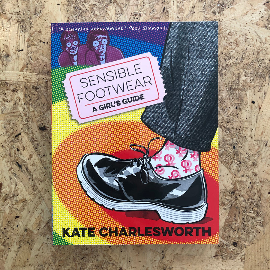 Sensible Footwear: A Girl's Guide | Kate Charlesworth