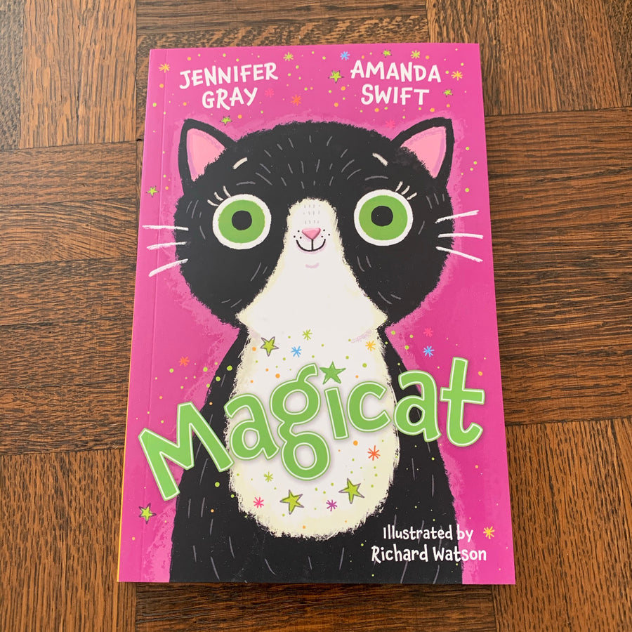 Magicat | Jennifer Gray & Amanda Swift