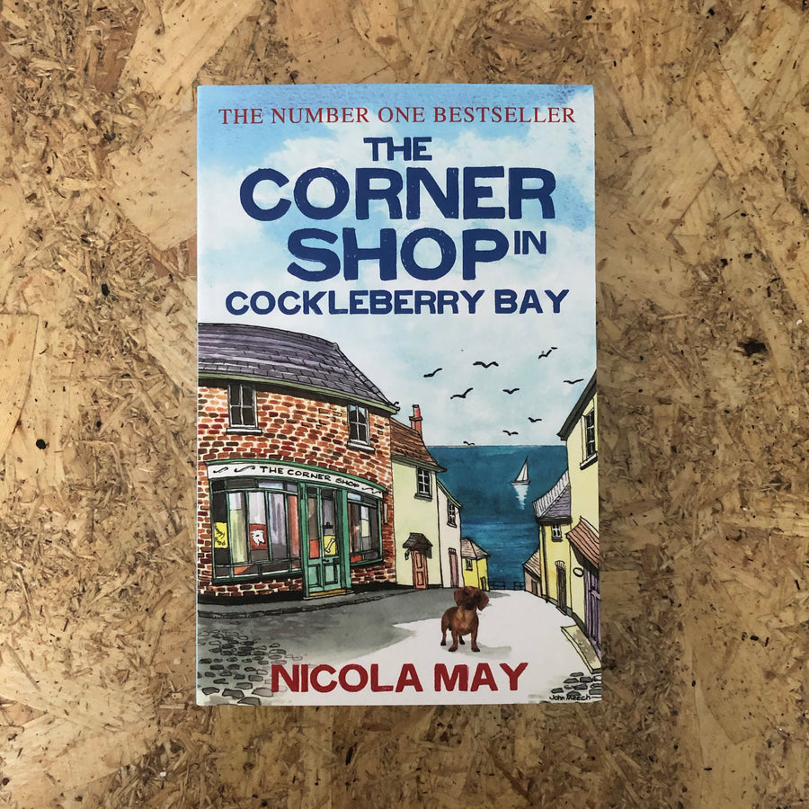 The Corner Shop In Cockleberry Bay | Nicola May