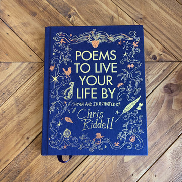 Poems to Live Your Life By | Chris Riddell