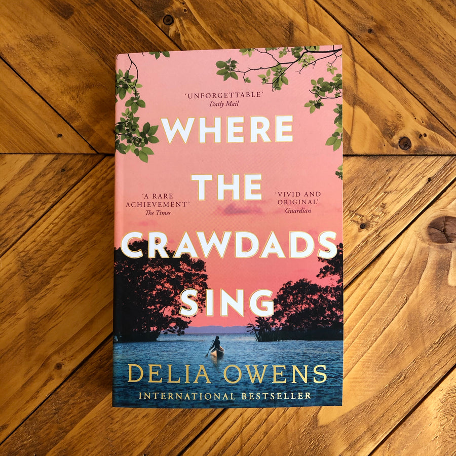 Where The Crawdads Sing | Delia Owens