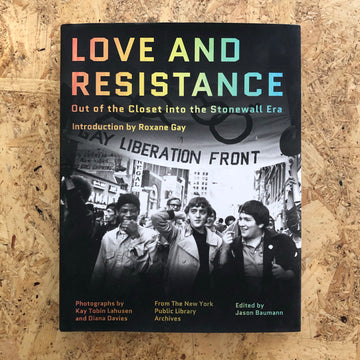 Love And Resistance | Roxane Gay