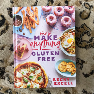 How To Make Anything Gluten Free | Becky Excell