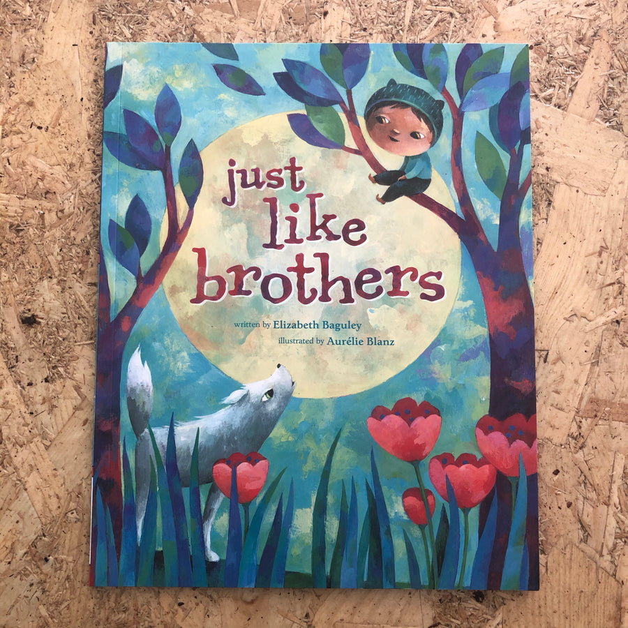 Just Like Brothers | Elizabeth Baguley