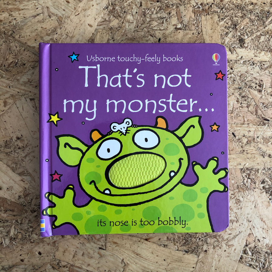 That's Not My Monster! | Fiona Watt