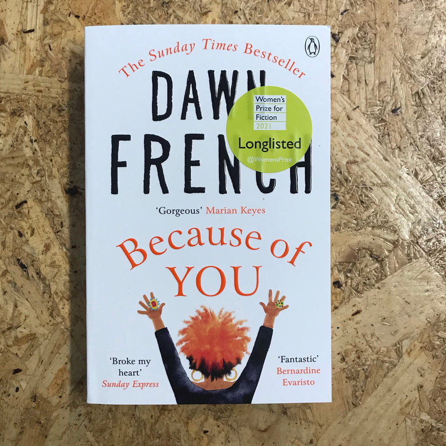 Because Of You | Dawn French