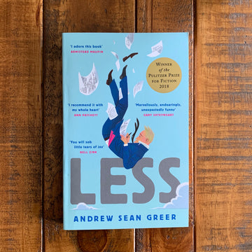 Less | Andrew Sean Greer
