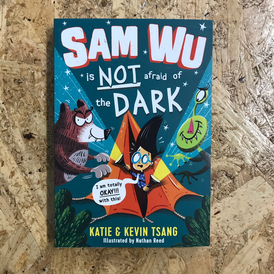 Sam Wu Is Not Afraid Of The Dark | Katie & Kevin Tsang