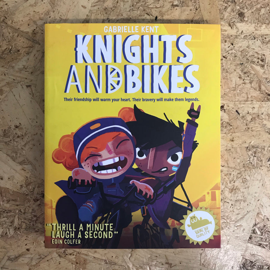 Knights And Bikes | Gabrielle Kent