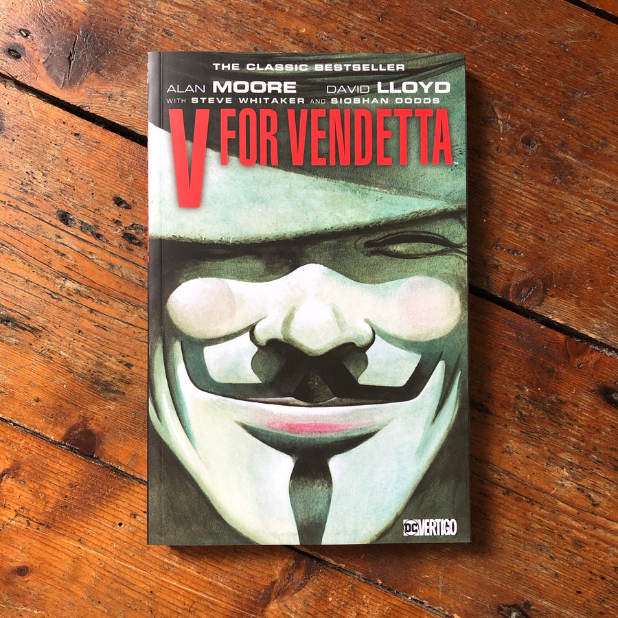 V For Vendetta | Alan Moore & David Lloyd