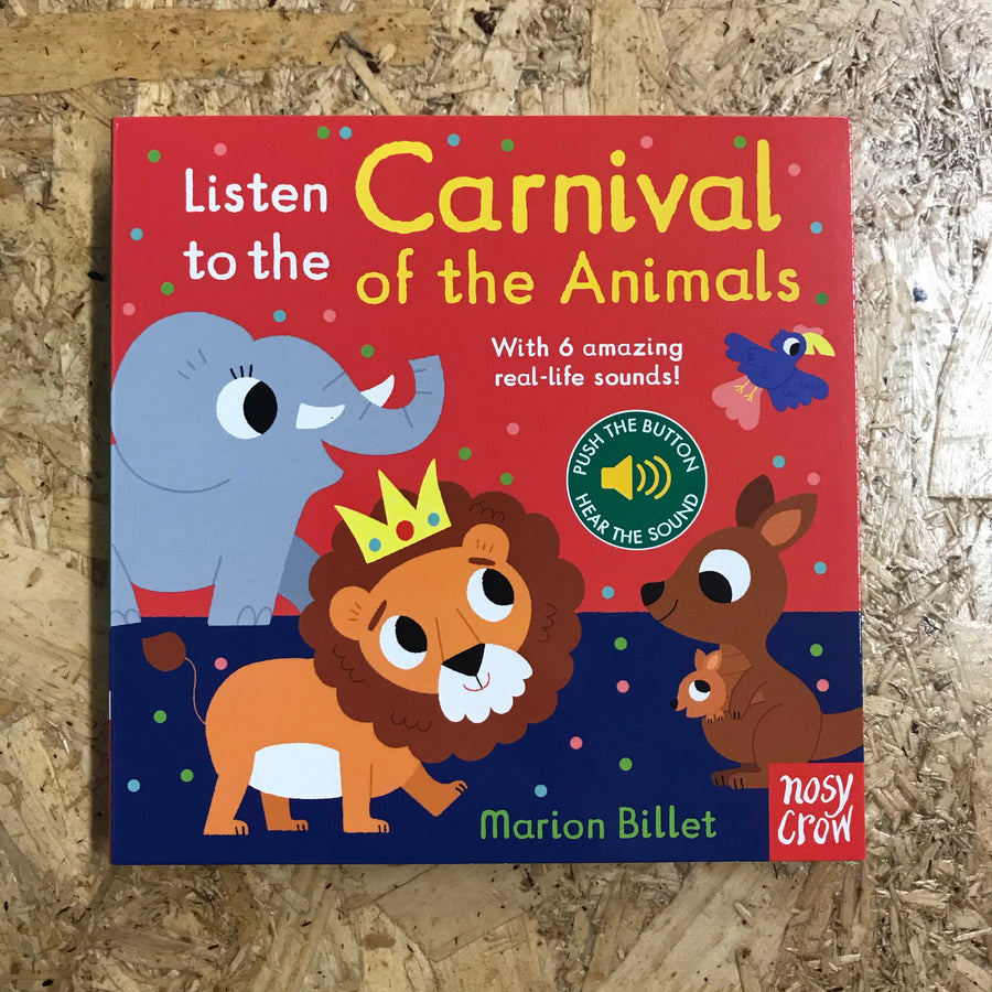 Listen To The Carnival Of The Animals | Marion Billet