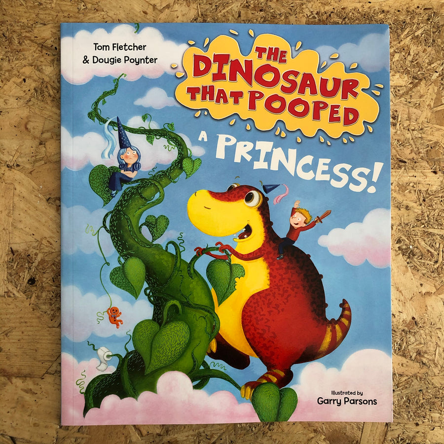 The Dinosaur That Pooped A Princess! | Tom Fletcher & Dougie Poynter