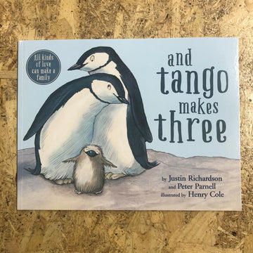 ...And Tango Makes Three | Justin Richardson & Peter Parnell