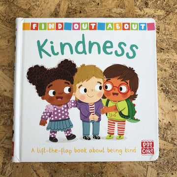 Find Out About Kindness | Mandy Archer