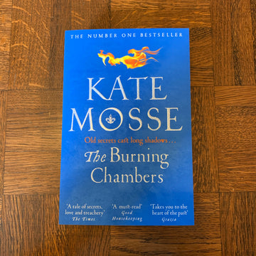 The Burning Chambers | Kate Mosse