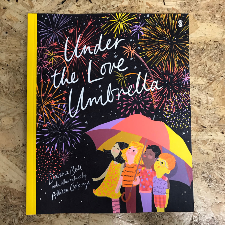 Under The Love Umbrella | Davina Bell