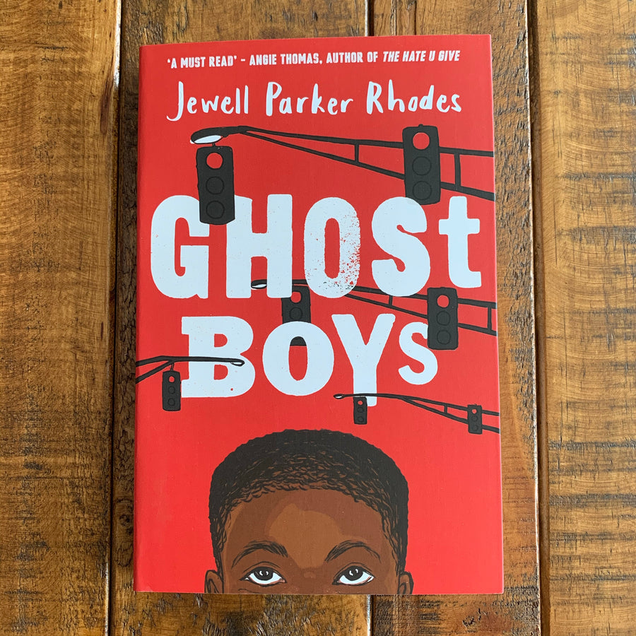 Ghost Boys | Jewell Parker Rhodes