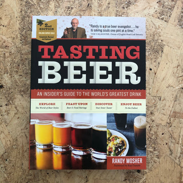 Tasting Beer | Randy Mosher