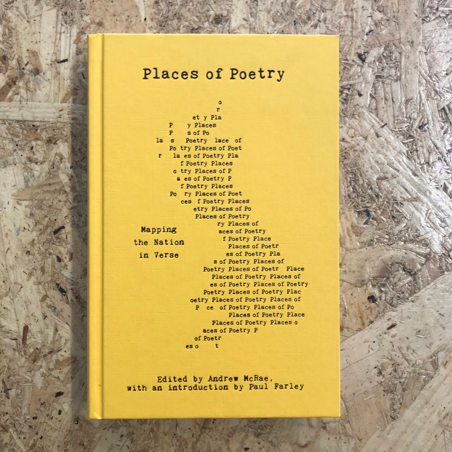 Places Of Poetry | Andrew McRae