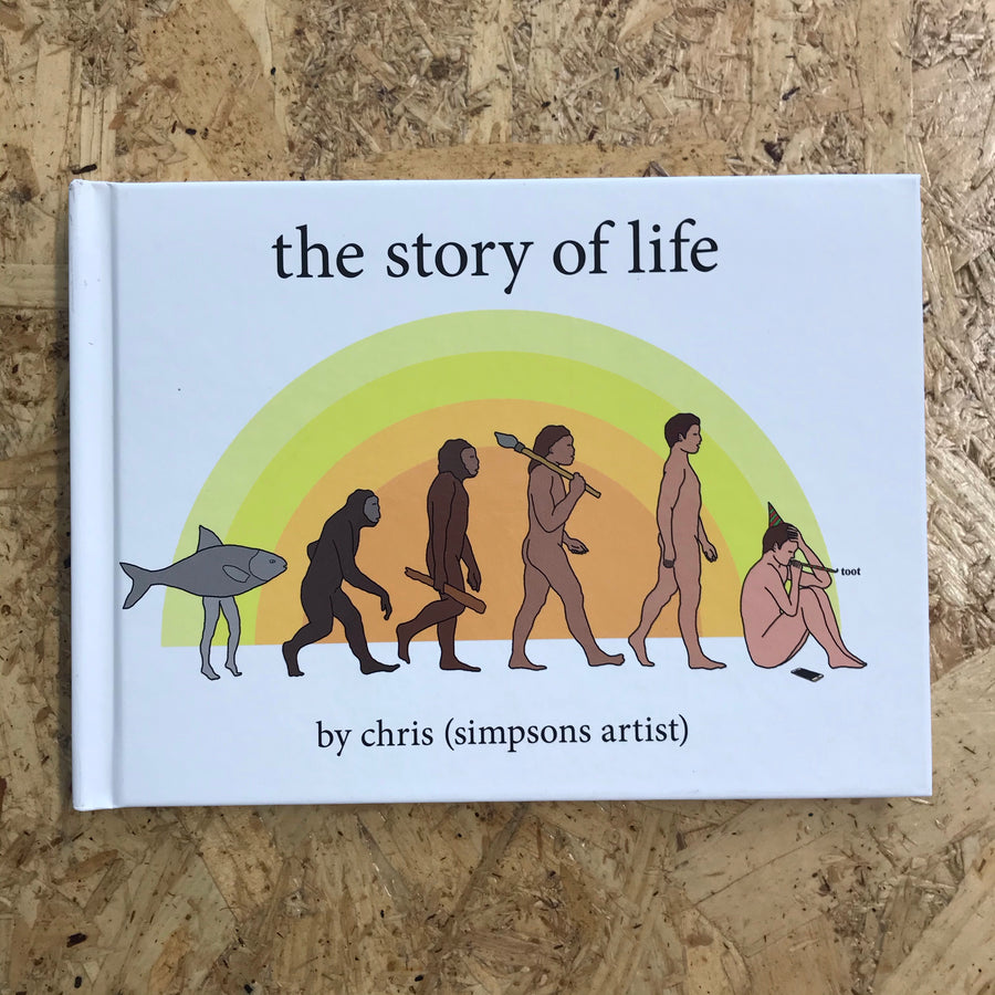 the story of life | chris (simpsons artist)