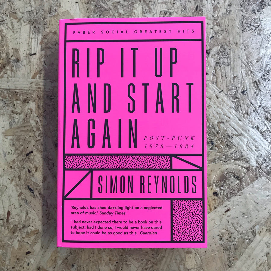 Rip It Up And Start Again | Simon Reynolds