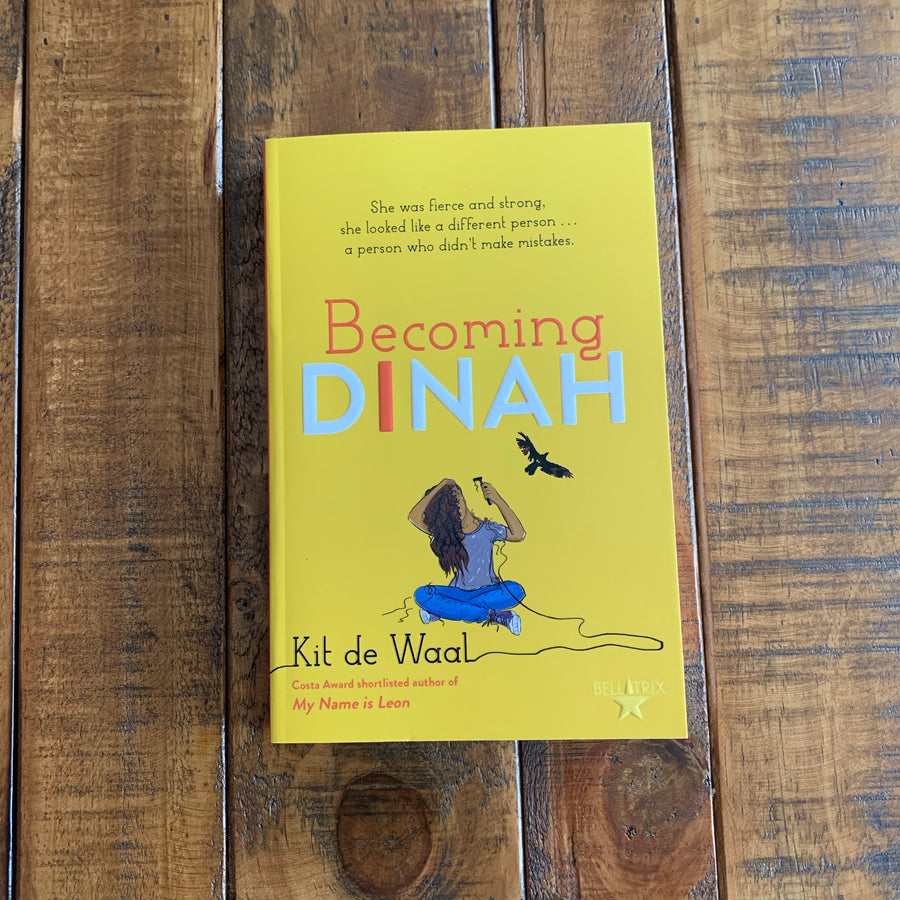 Becoming Dinah | Kit de Waal