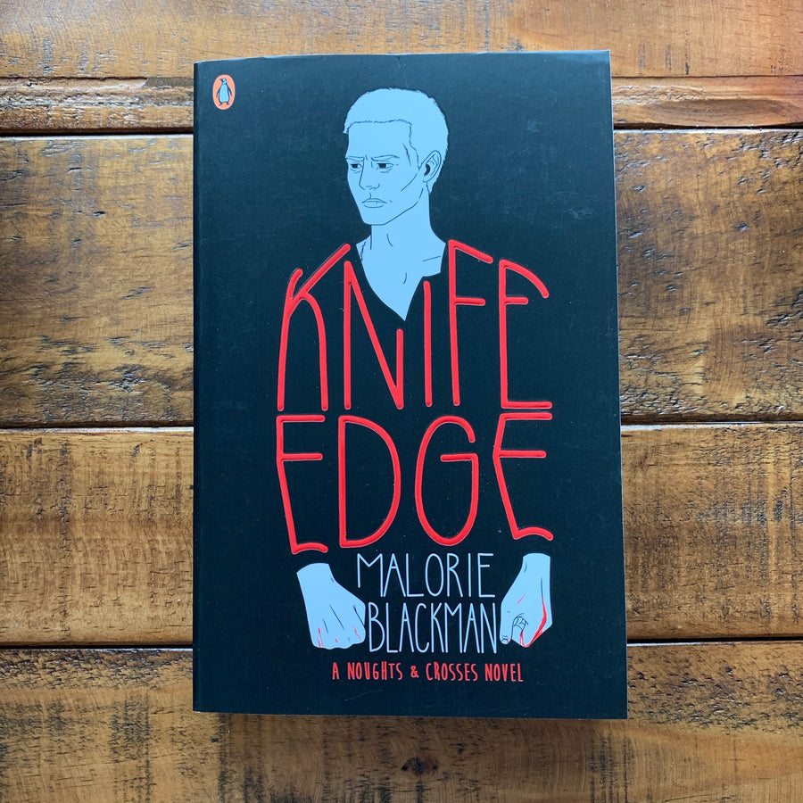Knife Edge | Malorie Blackman