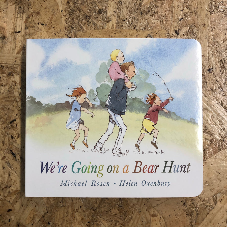 We're Going On A Bear Hunt! | Michael Rosen