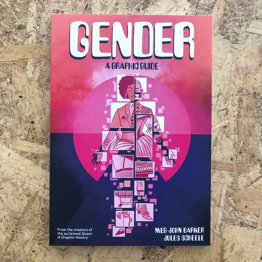Gender: A Graphic Guide | Meg-John Barker