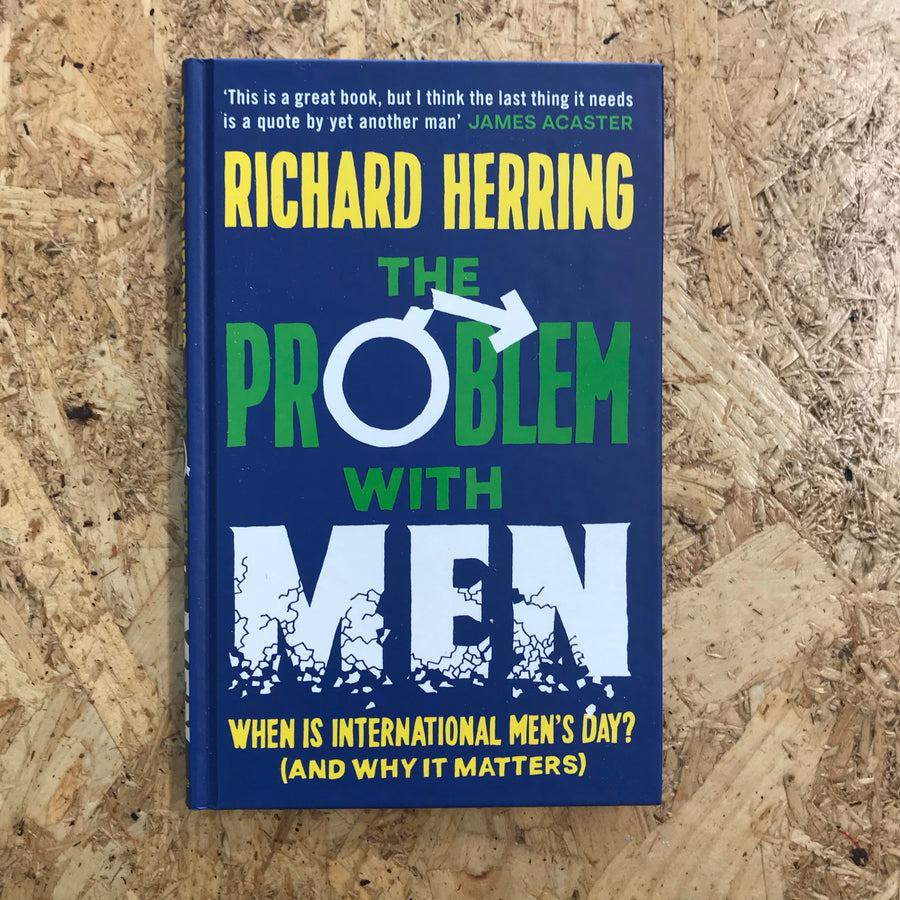 The Problem With Men | Richard Herring