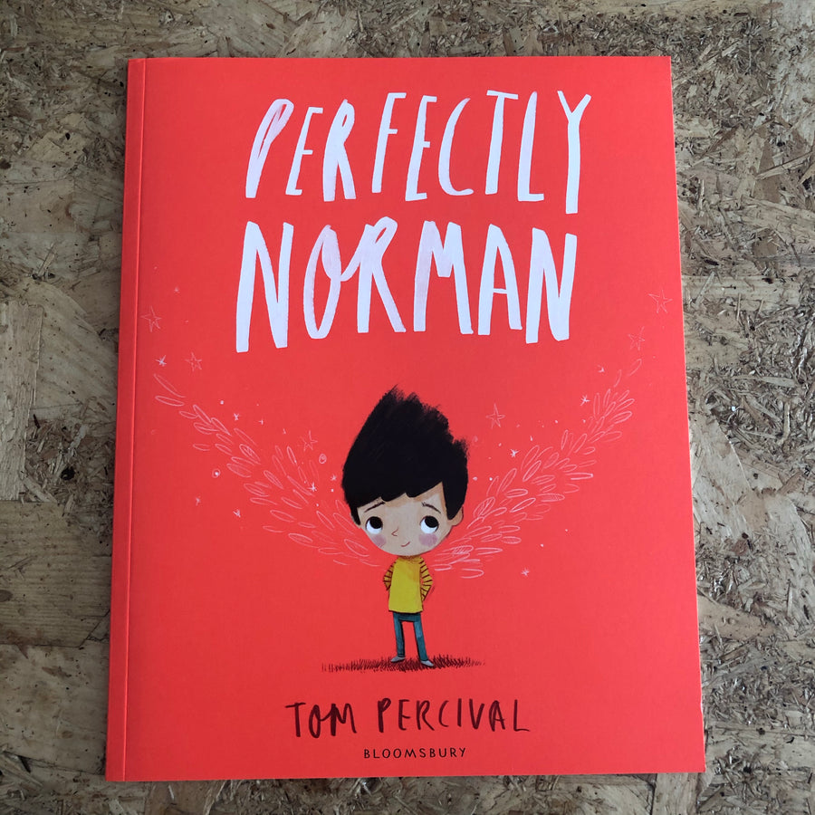 Perfectly Norman | Tom Percival