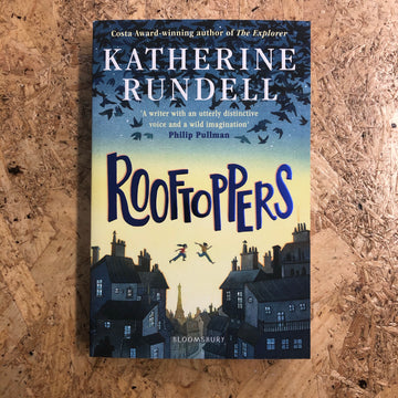 Rooftoppers | Katherine Rundell