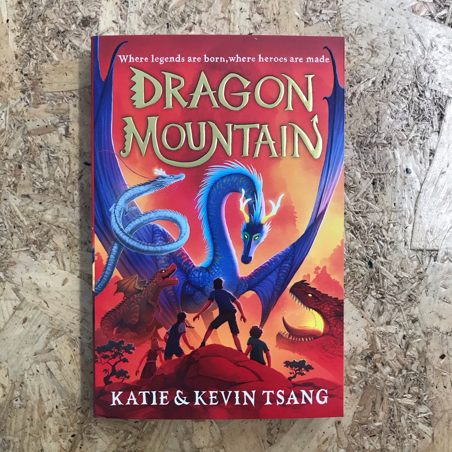 Dragon Mountain | Katie & Kevin Tsang