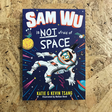 Sam Wu Is Not Afraid Of Space | Katie & Kevin Tsang