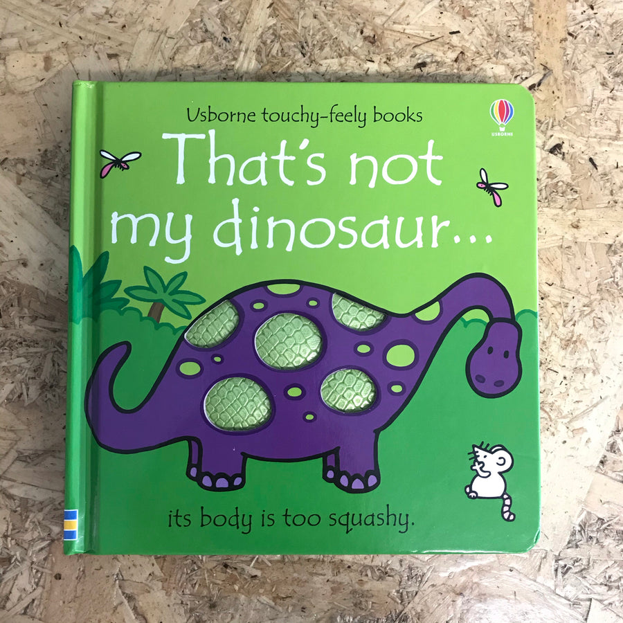 That's Not My Dinosaur | Rachel Wells