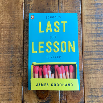 Last Lesson | James Goodhand