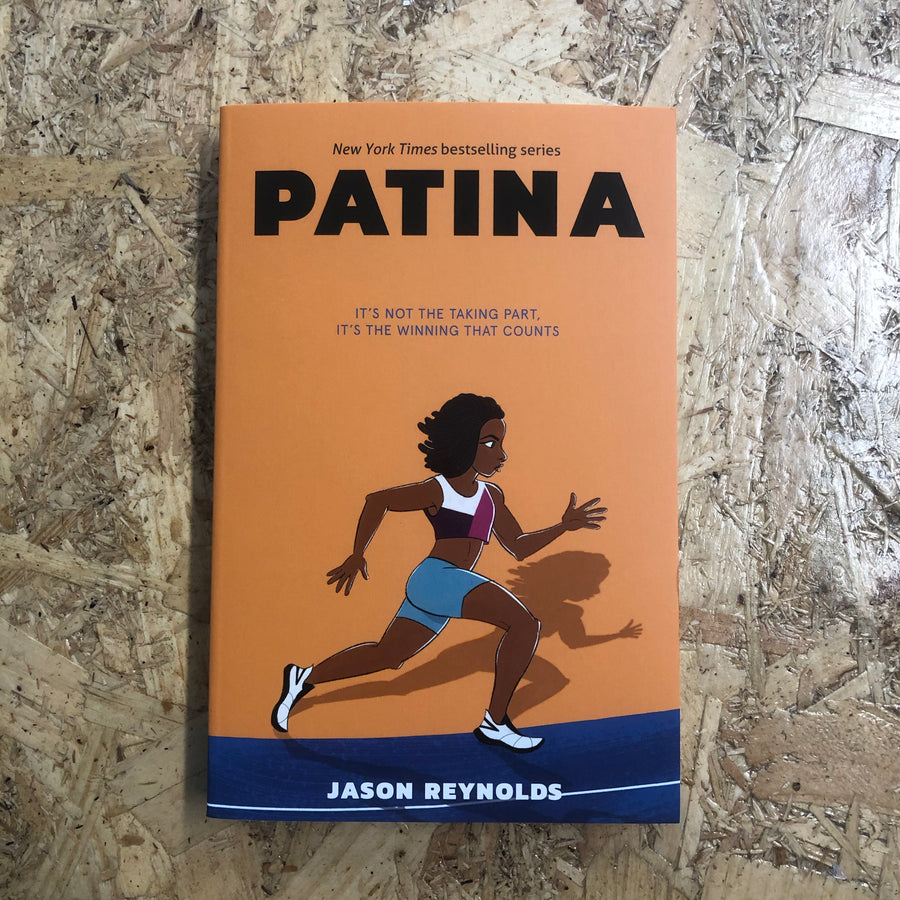 Patina | Jason Reynolds