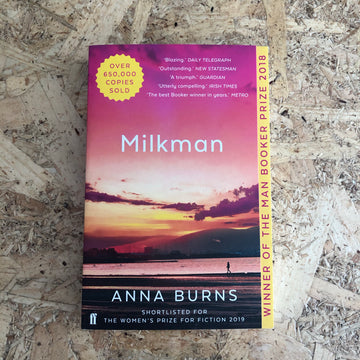 Milkman | Anna Burns
