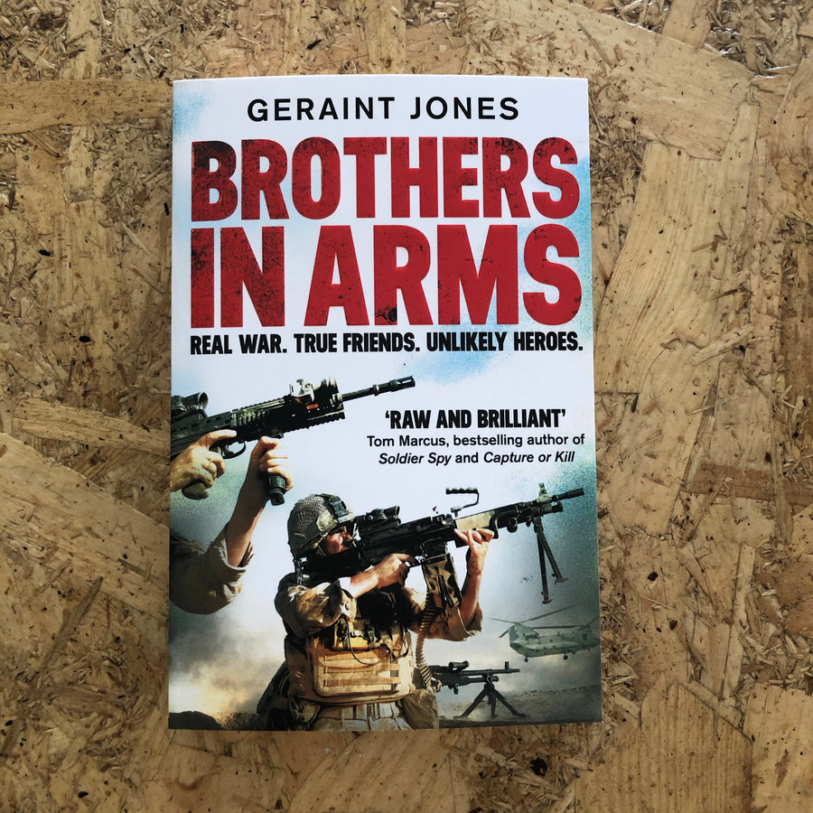 Brothers In Arms | Geraint Jones