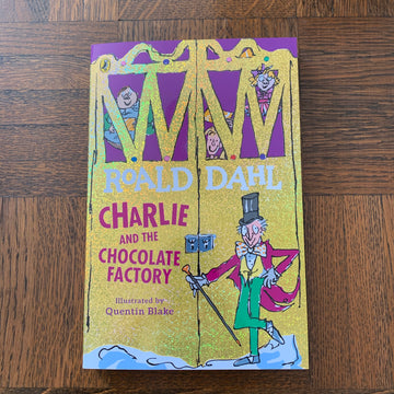 Charlie and The Chocolate Factory | Roald Dahl