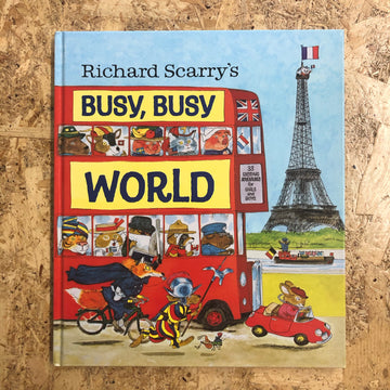 Busy, Busy World | Richard Scarry