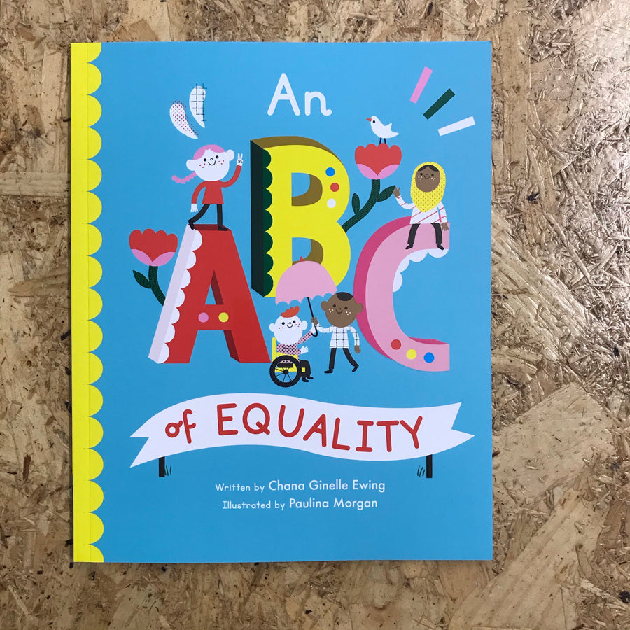 An ABC Of Equality | Chana Ginelle Ewing