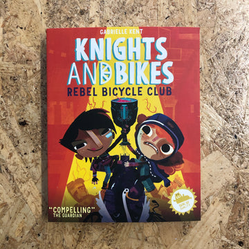 Knights And Bikes: Rebel Bicycle Club | Gabrielle Kent