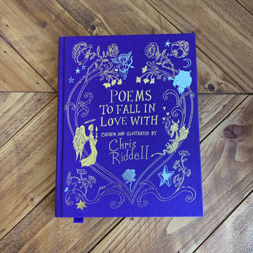 Poems to Fall in Love With | Chris Riddell