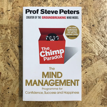 The Chimp Paradox | Steve Peters