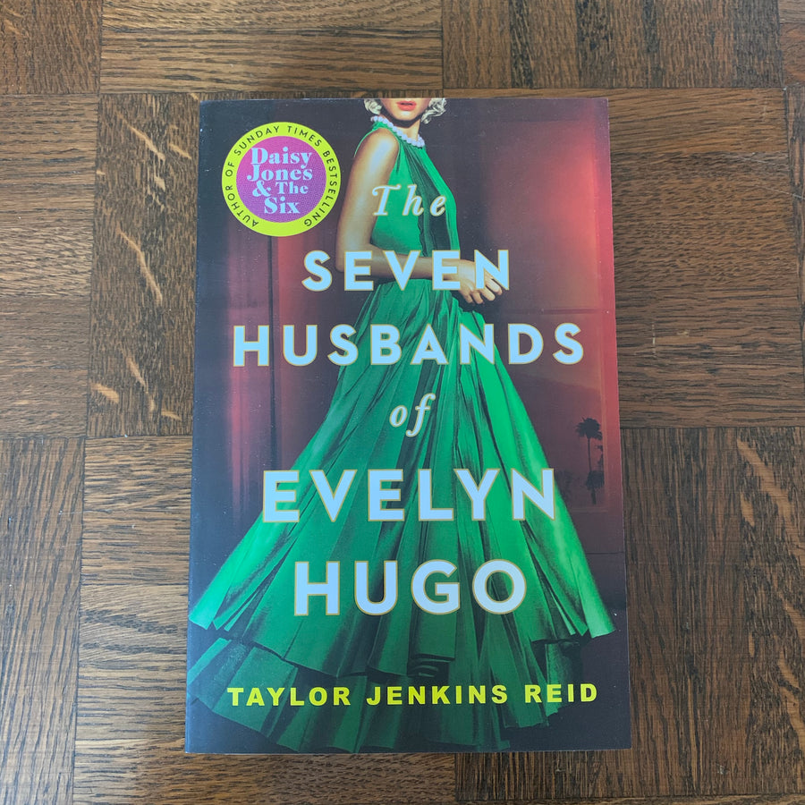 The Seven Husbands of Evelyn Hugo | Taylor Jenkins Reid