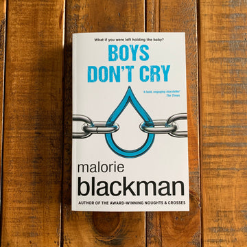 Boys Don't Cry | Malorie Blackman