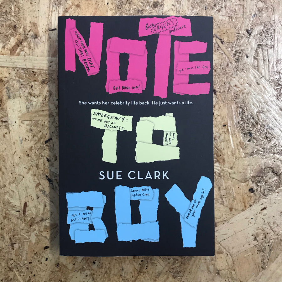 Note To Boy | Sue Clark