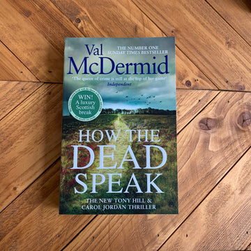 How The Dead Speak | Val McDermid