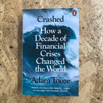 Crashed | Adam Tooze